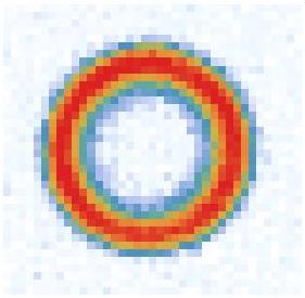 Bose Einstein Condensate in a Ring-Shaped Matterwave guidea